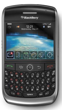 Билайн и RIM запускают в России услугу BlackBerry Internet Service