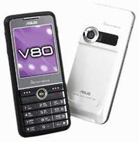 V80 – тонкий камерафон от ASUS