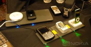 Nokia примет участие в разработке беспроводных зарядок
