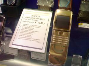 Топ 3 дорогих телефонов